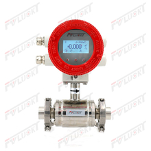Clamp type - electromagnetic flowmeter