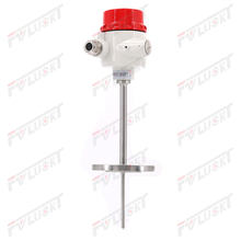 Flange type - temperature meter